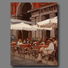 Plaza Mayor - 16x12